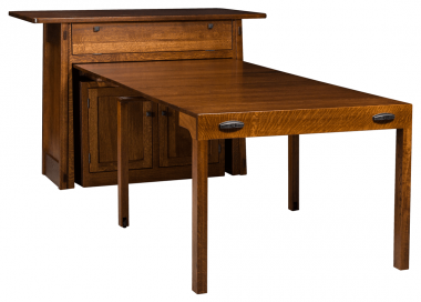 Pull Out Tables Countryside Amish Furniture
