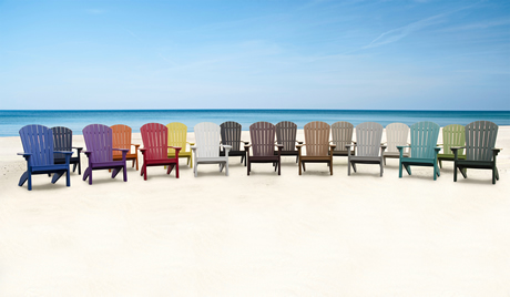 outdoor furniture colors. Poly Colors Outdoor Furniture O