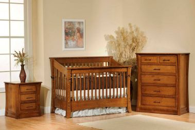 Elegant Nursery Furniture Sets
