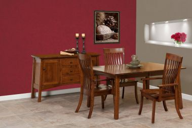 Amish Dining Room Furniture - Countryside Amish Furniture