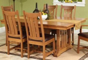 Amish Dining Tables Kitchen Tables Countryside Amish Furniture