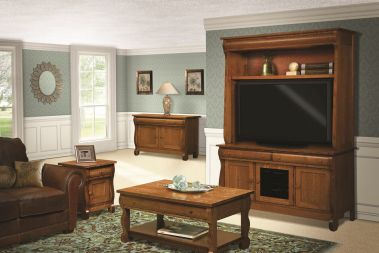 Queen Anne Furniture - Countryside Amish Furniture