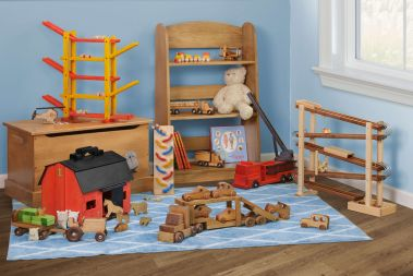Amish Toys & Playsets