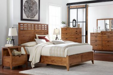 Mid Century Beds & Bed Frames