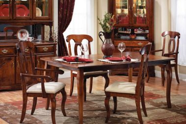 Cherry Wood Dining Room Furniture | Countryside