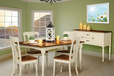 Amish Dining Chairs, Kitchen Chairs - Countryside Amish ...