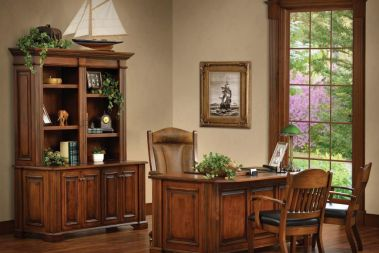 Cherry Wood Office Furniture | Countryside