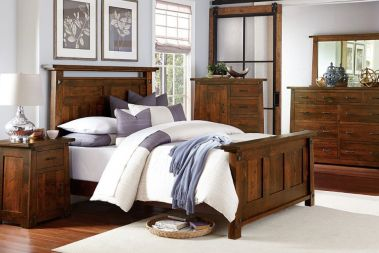 Cherry Wood Furniture: Amish Handmade Solid Cherry Furniture ...