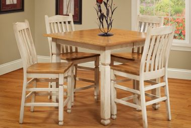 Dining kitchen tables countryside amish furniture pub gathering tables workwithnaturefo
