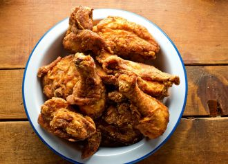 Amish Fried Chicken Recipe