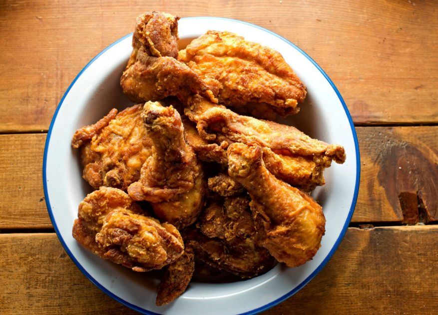 Amish Fried Chicken Recipe Countryside Amish Furniture