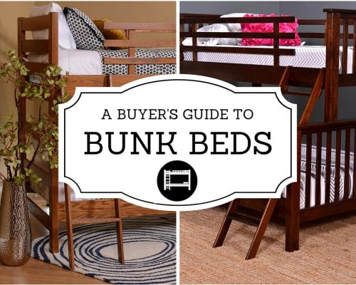 A Buyer's Guide to Bunk Beds