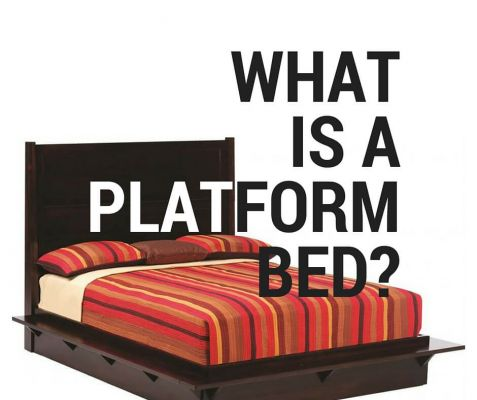 Platform Beds by Countryside