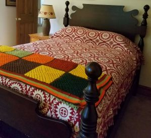 Craftsmanship Shines in Cannonball Bed