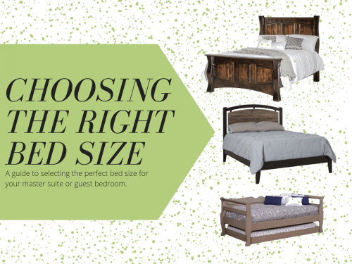 Choose the Right Bed Size for You