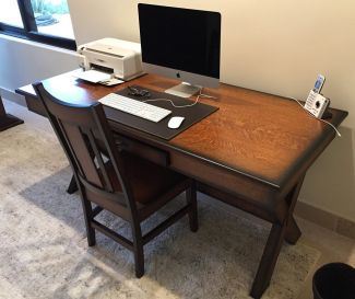 Office Furniture Impresses with Specialty Finish