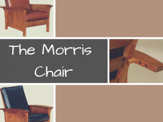 The Morris Chair - An Arts and Crafts Investment