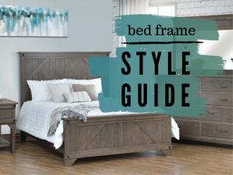 Guide to Wood Bed Frame Styles