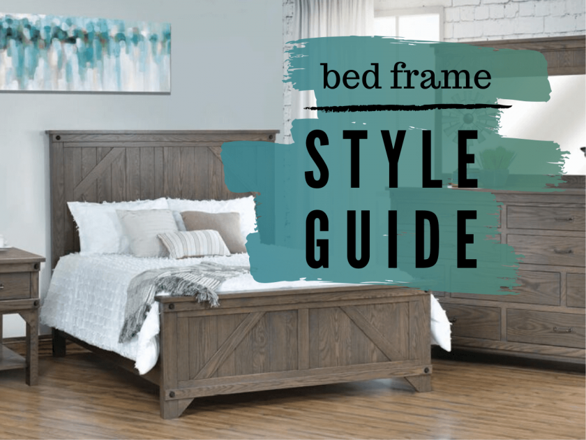 Types Of Bed Frames 10 Wood Bed Frame Styles You Should Know