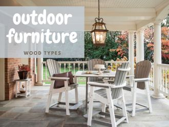 The Best Outdoor Wood Furniture