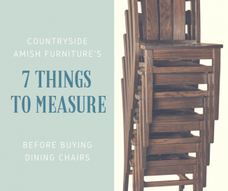 7 Things To Measure Before Buying Dining Chairs