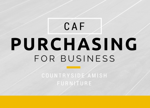 How To Guide: Purchasing for Business with Countryside Amish Furniture