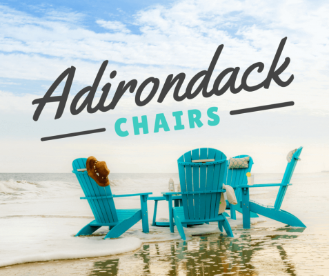 Buyer's Guide to Adirondack Chairs