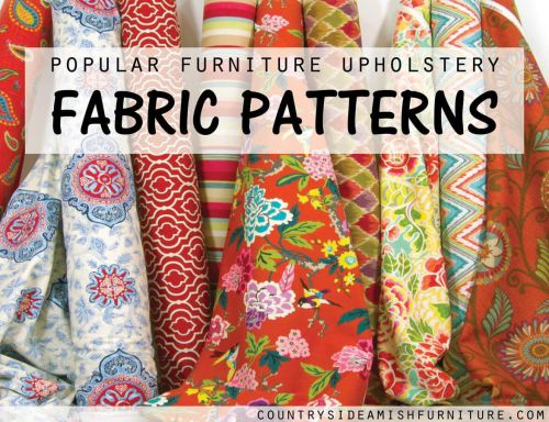 12 Fabric Patterns for Furniture Upholstery