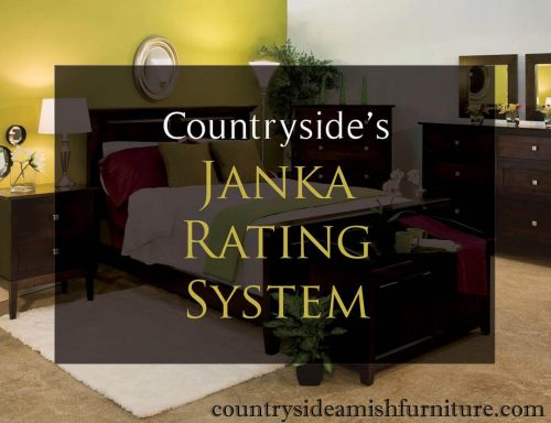 Janka Hardwood Rating System for Amish Furniture