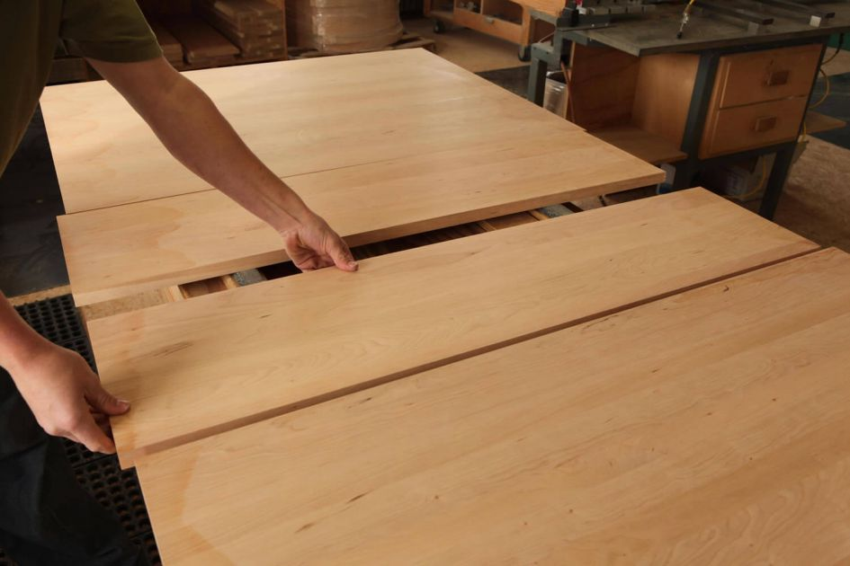 Amish Furniture Construction Solid Wood Furniture Techniques