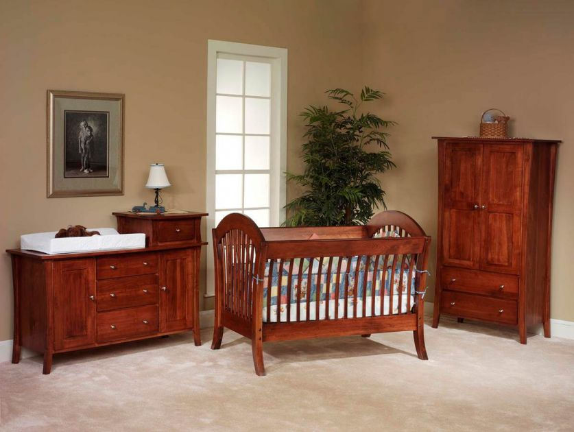 Our Nursery Sets Grow With Baby Countryside Amish Furniture
