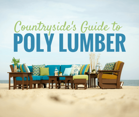 Countryside's Guide to Poly Lumber