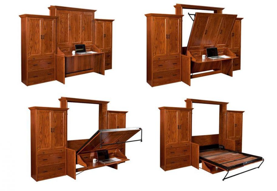 Murphy Wall Beds Countryside Amish Furniture