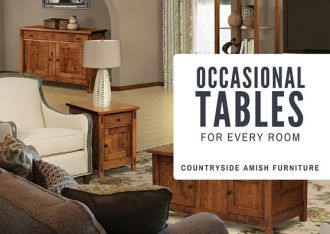Using Occasional Tables in Every Room