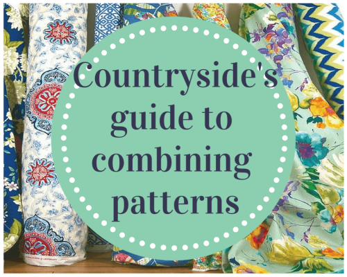 Countryside's Guide to Combining Patterns