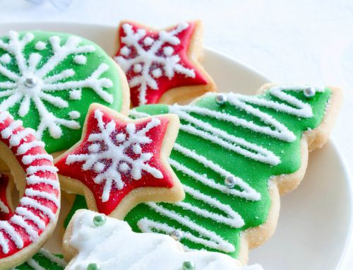 Holiday Cookie Cutter Cookies Recipe