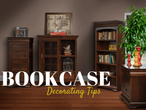 7 Tips for Decorating Your Bookcase