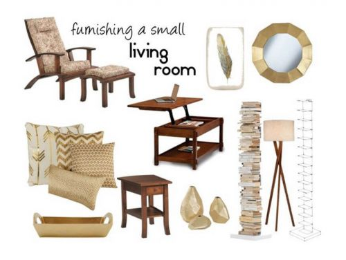 7 Tips for Furnishing a Small Living Room