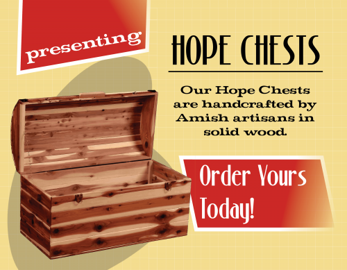 The Amish Hope Chest: A Cedar Lined Tradition