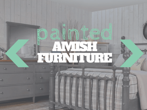 Painted Amish Furniture