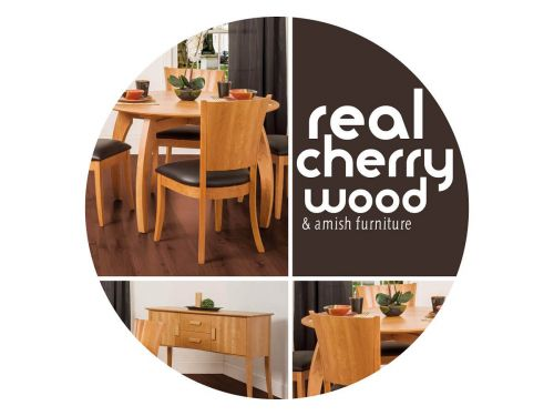 Real Cherry Wood and Amish Furniture