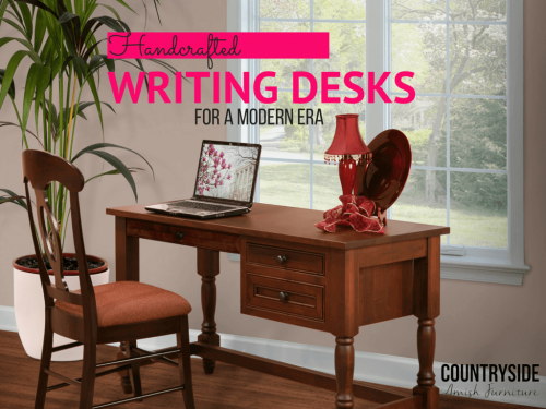 Find Your Match: Library Desks & Writing Tables