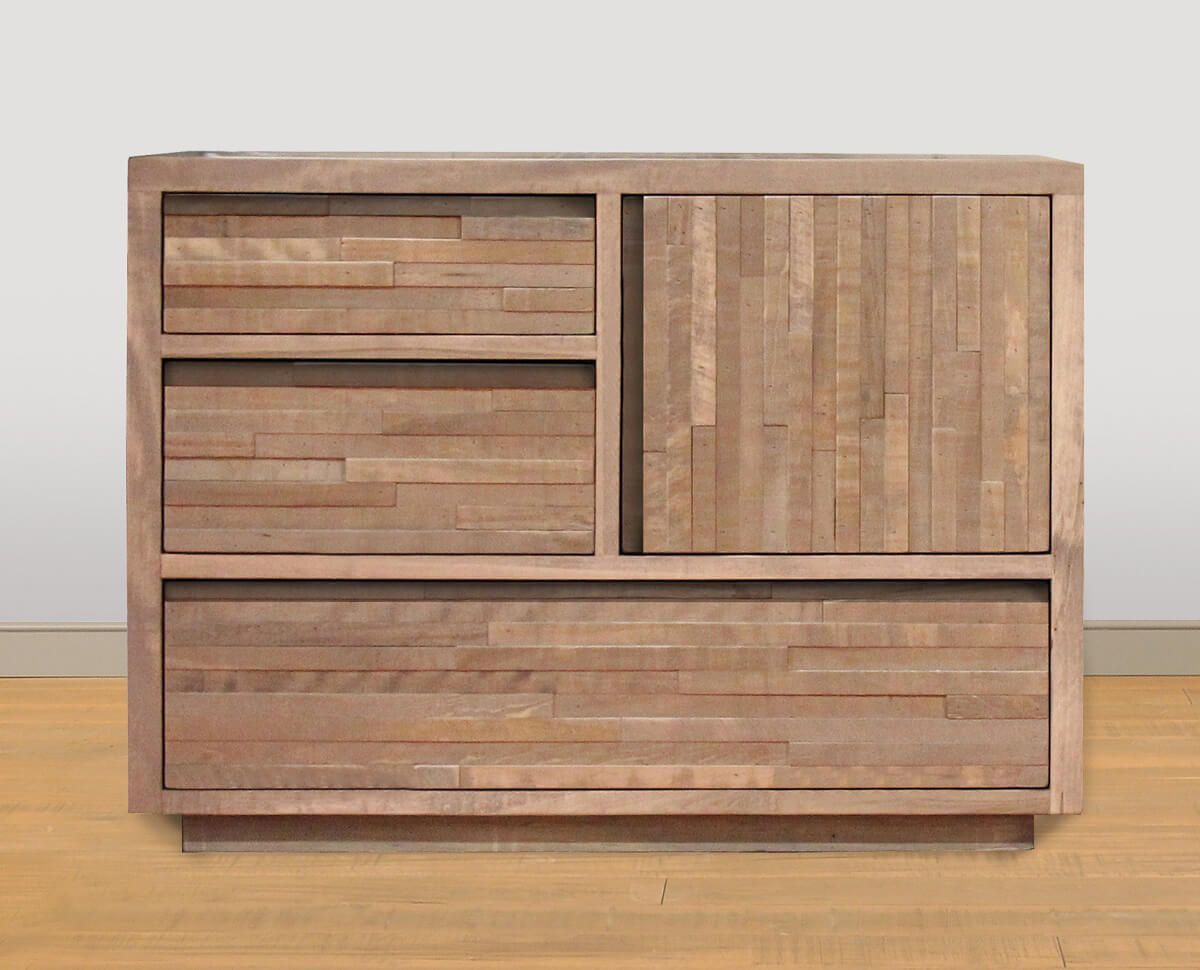 Ansley Park Door Chest in Natural