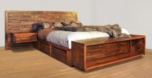Ansley Park Platform Bed with Storage