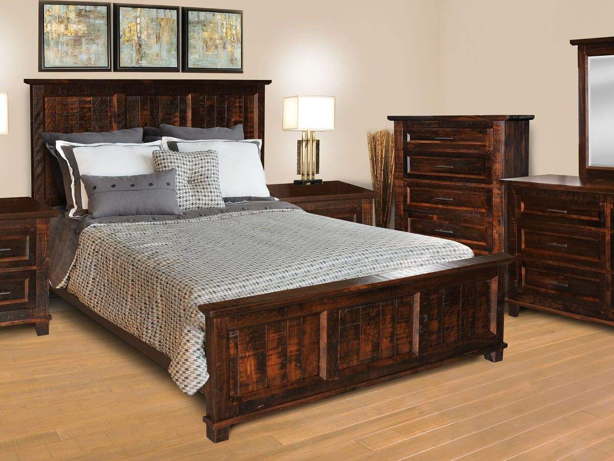 Bear Creek Bedroom Set
