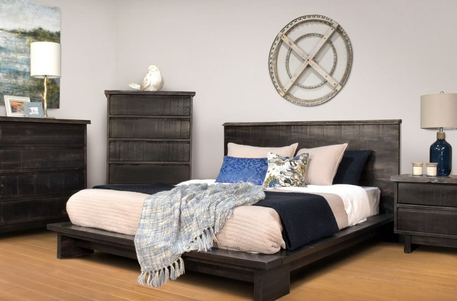 Cedric Live Edge Bedroom Set image 1