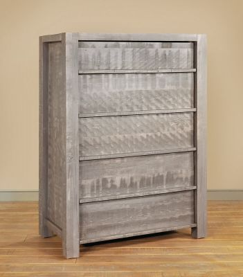 Rustic Gray Chest