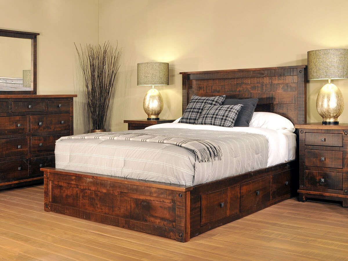 Deep Creek Bedroom Set