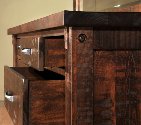 Soft Close Dovetailed Drawer
