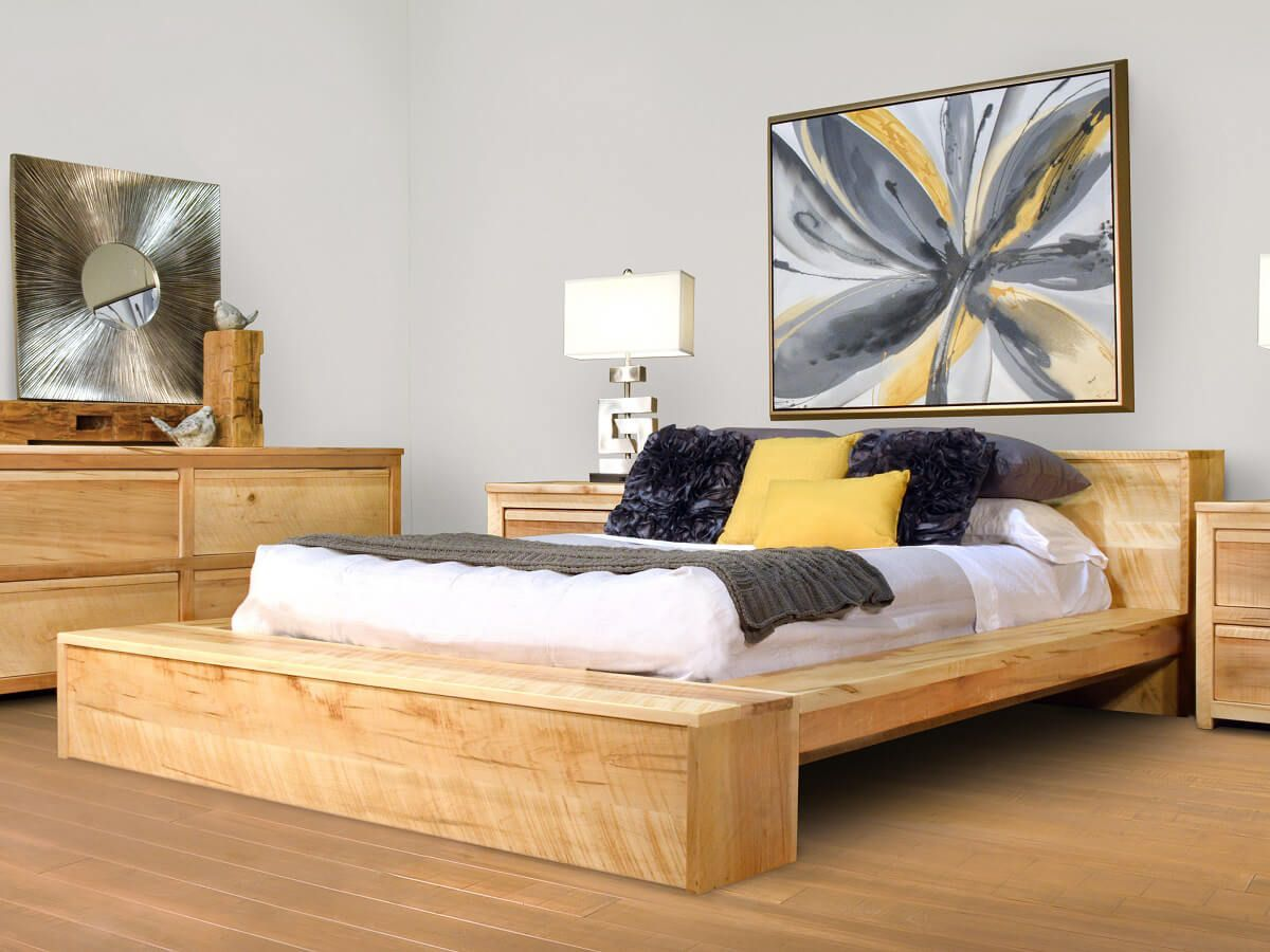 Madera Bedroom Collection